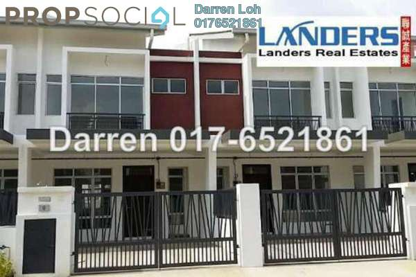 For Sale Terrace at 16 Sierra, Puchong Leasehold Unfurnished 4R/4B 1.2百万
