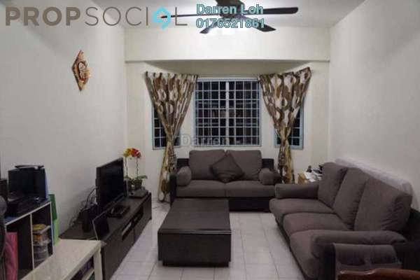 For Rent Condominium at Riana Green, Tropicana Leasehold Fully Furnished 3R/3B 2.8k