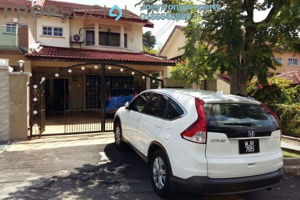 For Rent Terrace at Saujana Puchong, Puchong Leasehold Semi Furnished 4R/3B 1.5k
