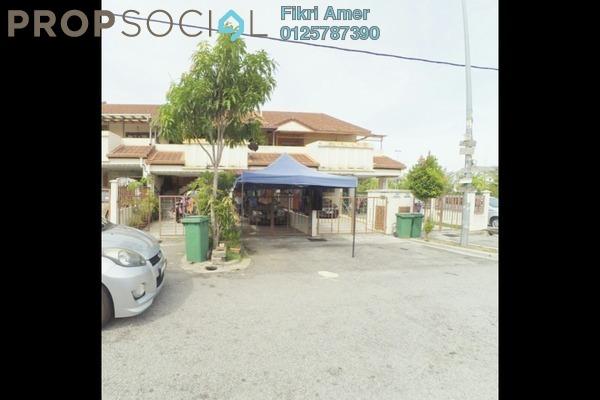 For Sale Townhouse at Bandar Sri Putra, Bandar Seri Putra Freehold Semi Furnished 2R/3B 395k