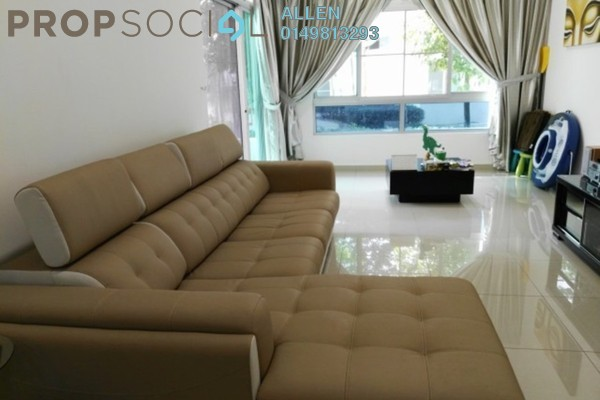 For Rent Apartment at Fairway View, Bukit Jambul Leasehold Fully Furnished 3R/2B 2.3k