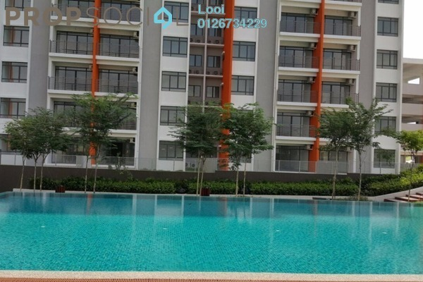 For Rent Condominium at Ameera Residence, Kajang Freehold Semi Furnished 3R/2B 800translationmissing:en.pricing.unit