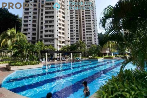 For Rent Condominium at Miami Green, Batu Ferringhi Freehold Fully Furnished 3R/2B 1.6k