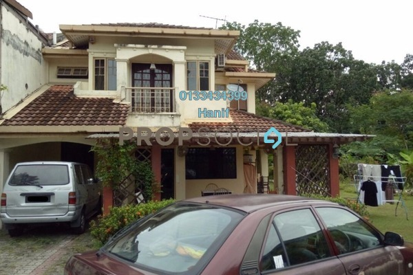 For Sale Terrace at Section 7, Kota Damansara Leasehold Semi Furnished 4R/3B 1.6m
