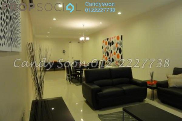 For Rent Condominium at Taragon Puteri YKS, KLCC Freehold Fully Furnished 3R/4B 5.7k