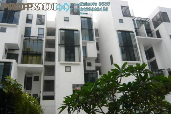 For Rent Condominium at Centrio, Pantai Leasehold Fully Furnished 1R/2B 3.5k