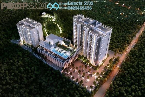 For Sale Condominium at Sutera Pines, Bandar Sungai Long Freehold Unfurnished 3R/2B 470k