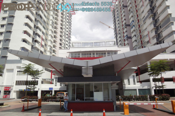 For Rent Condominium at Koi Kinrara, Bandar Puchong Jaya Freehold Fully Furnished 3R/2B 1.3k