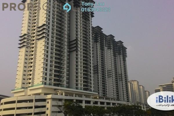 For Rent Condominium at Kiara Residence 2, Bukit Jalil Leasehold Fully Furnished 3R/2B 2.2k