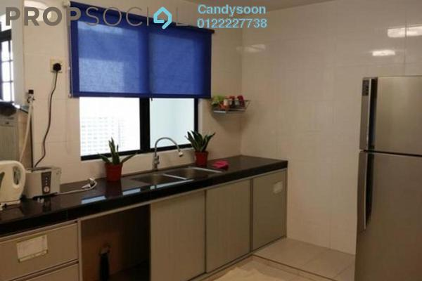 For Rent Condominium at Angkasa Impian 2, Bukit Ceylon Leasehold Fully Furnished 3R/2B 3.5k