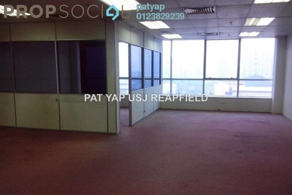 For Rent Apartment at USJ One Park, UEP Subang Jaya Leasehold Semi Furnished 3R/3B 1.7k