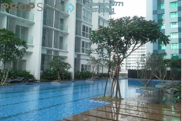 For Sale Condominium at M Suites, Ampang Hilir Freehold Semi Furnished 1R/1B 830k