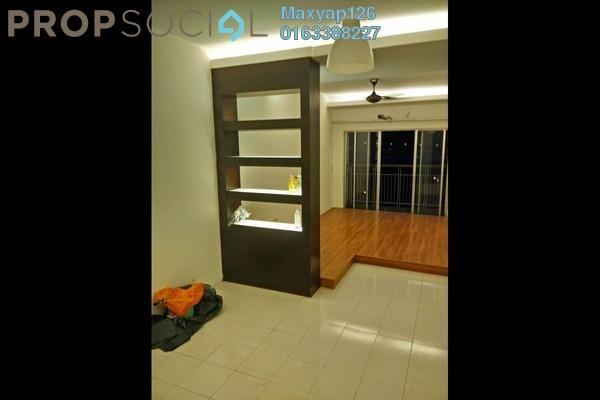 For Rent Condominium at Park Avenue, Damansara Damai Leasehold Semi Furnished 3R/2B 1.2k