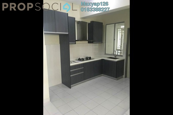 For Rent Condominium at Radius Residence, Selayang Heights Leasehold Unfurnished 3R/2B 1.2k