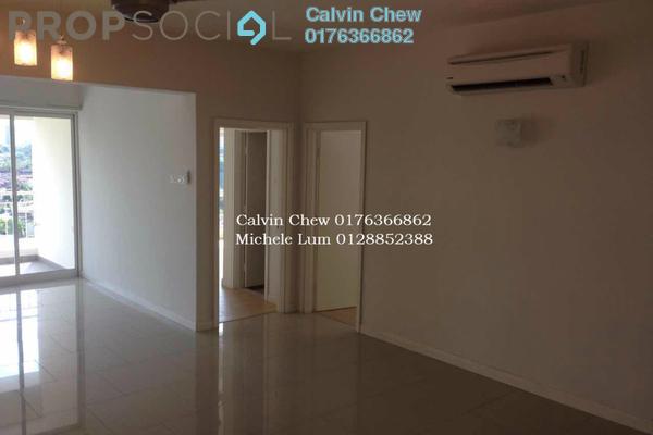 For Rent Condominium at Sutera Maya, Old Klang Road Freehold Semi Furnished 4R/2B 1.8k