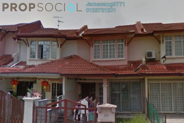 For Sale Terrace at Taman Lestari Perdana, Bandar Putra Permai Leasehold Unfurnished 3R/2B 440k