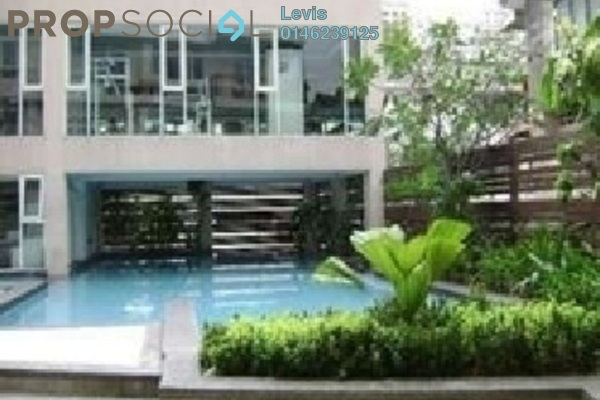 For Rent Condominium at 38 Bidara, Bukit Ceylon Freehold Fully Furnished 2R/2B 2.3k