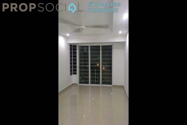 For Sale SoHo/Studio at Menara U2, Shah Alam Leasehold Fully Furnished 2R/1B 310k