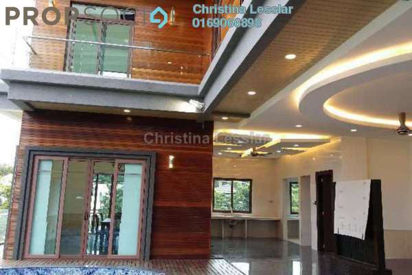 For Sale Bungalow at Section 18, Petaling Jaya Leasehold Semi Furnished 5R/4B 2.95m