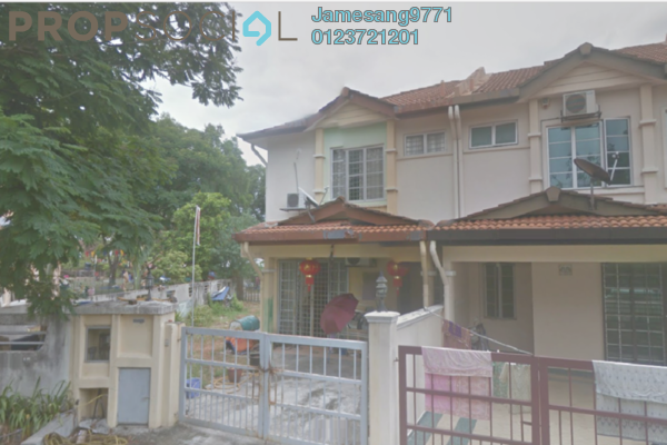 For Sale Terrace at Taman Tasik Prima, Puchong Leasehold Unfurnished 3R/3B 583k