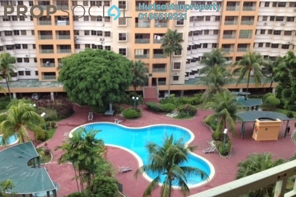 For Rent Condominium at Palmville, Bandar Sunway Leasehold Fully Furnished 3R/2B 2.55k