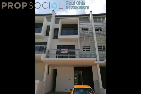 For Sale Terrace at LakeClub Parkhome, Rawang Leasehold Unfurnished 5R/6B 950k