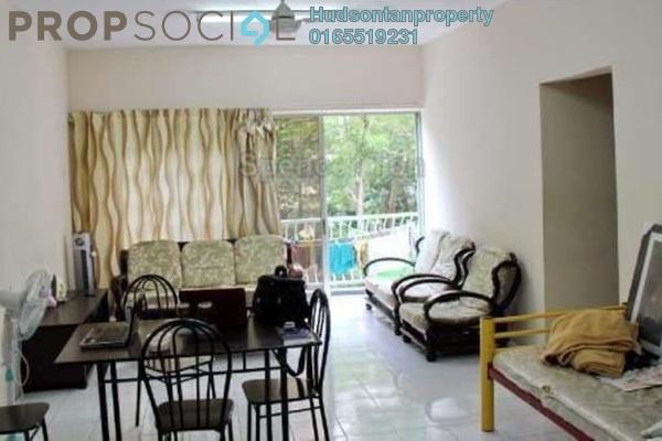 For Rent Condominium at Seri Cendekia Apartment, Cheras Leasehold Semi Furnished 3R/2B 1.15k
