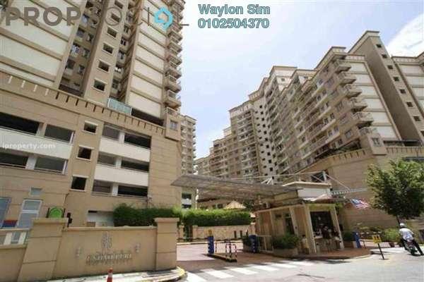 For Rent Condominium at Endah Puri, Sri Petaling Leasehold Semi Furnished 3R/2B 1.55k
