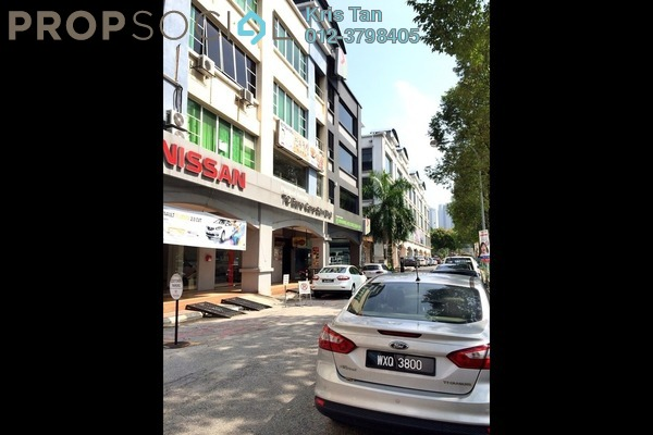 For Sale Shop at Desa Sri Hartamas, Sri Hartamas Freehold Fully Furnished 0R/0B 4m