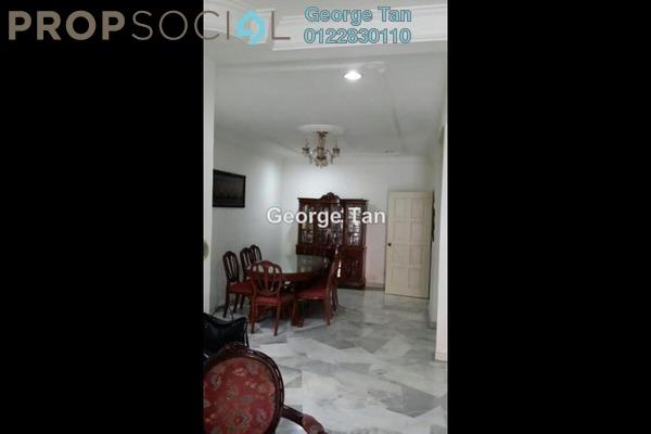 For Sale Condominium at D'Sara Sentral, Sungai Buloh Leasehold Semi Furnished 2R/1B 550k