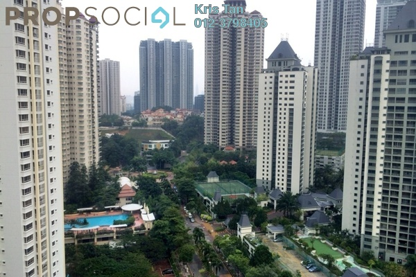 For Sale Condominium at Mont Kiara Banyan, Mont Kiara Freehold Fully Furnished 4R/3B 1.5m