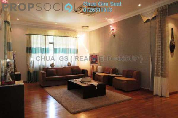 For Sale Bungalow at Aman Suria Damansara, Petaling Jaya Freehold Semi Furnished 6R/6B 4.28m