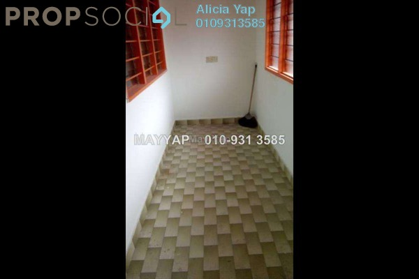 For Sale Terrace at Taman Bukit Maluri, Kepong Leasehold Semi Furnished 3R/2B 769k