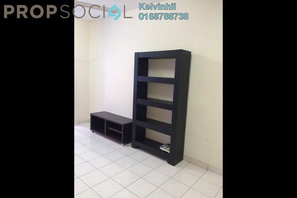 For Rent Condominium at Angkasa Condominiums, Cheras Freehold Fully Furnished 3R/2B 1.65k