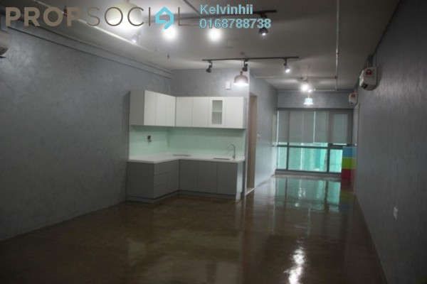 For Rent Office at Sunway VeloCity, Cheras Freehold Unfurnished 0R/1B 2.5k
