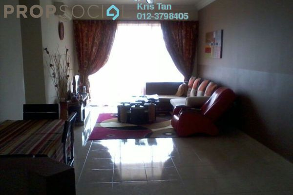 For Sale Condominium at Koi Tropika, Puchong Leasehold Semi Furnished 3R/2B 375.0千