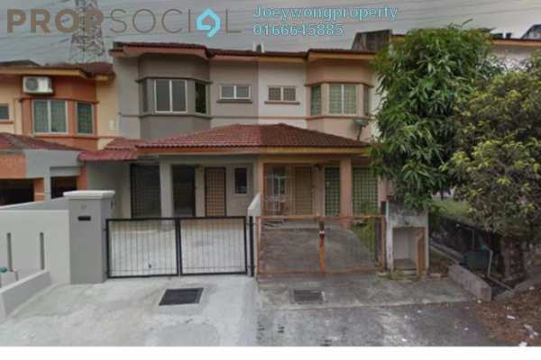 For Rent Terrace at Taman Puncak Jalil, Bandar Putra Permai Leasehold Unfurnished 4R/3B 1.15k