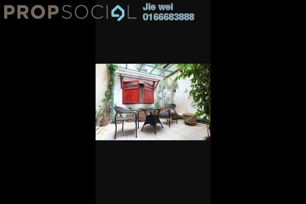 For Sale Shop at Bandar Hilir, Melaka Freehold Fully Furnished 15R/15B 15m