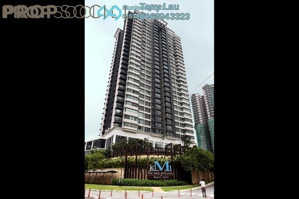 For Sale Condominium at KM1, Bukit Jalil Freehold Unfurnished 3R/4B 1.4m
