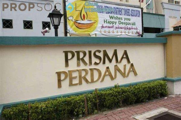 For Rent Condominium at Prisma Perdana, Cheras Freehold Semi Furnished 3R/2B 1k