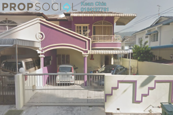 For Sale Semi-Detached at Semarak Api, Farlim Freehold Unfurnished 4R/3B 950k