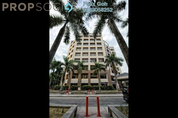 For Rent Office at Peremba Square, Saujana Freehold Unfurnished 0R/0B 41.8k