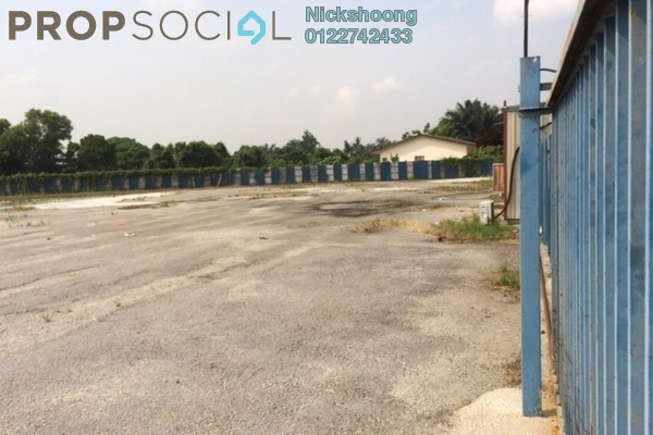 For Sale Land at Bukit Kemuning Industrial Park, Kota Kemuning Freehold Unfurnished 0R/0B 58m