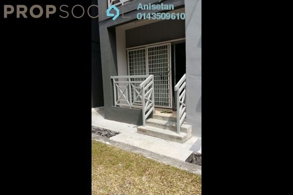 For Rent Apartment at Sri Alpinia, Bandar Puteri Puchong Freehold Unfurnished 3R/2B 1.1k
