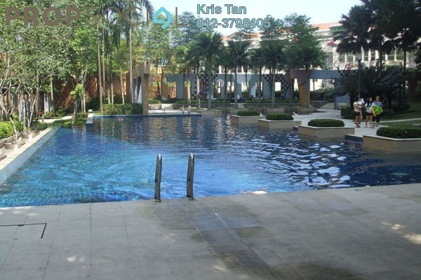 For Sale Condominium at Perdana Emerald, Damansara Perdana Leasehold Semi Furnished 3R/2B 530k
