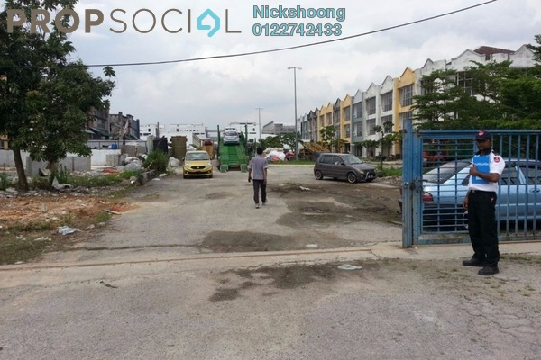 For Sale Land at Bukit Kemuning Industrial Park, Kota Kemuning Freehold Unfurnished 0R/0B 26.3m