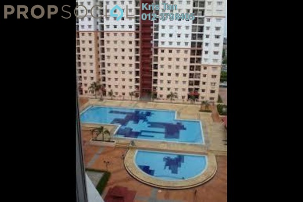 For Sale Condominium at Bayu Puteri, Tropicana Leasehold Semi Furnished 4R/2B 590k