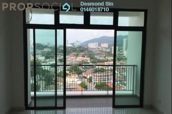 For Sale Condominium at Aspen Residence, Jelutong Freehold Unfurnished 3R/2B 700k