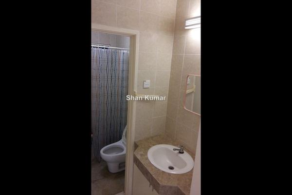 For Rent Condominium at Aseana Puteri, Bandar Puteri Puchong Leasehold Semi Furnished 3R/2B 2.2k