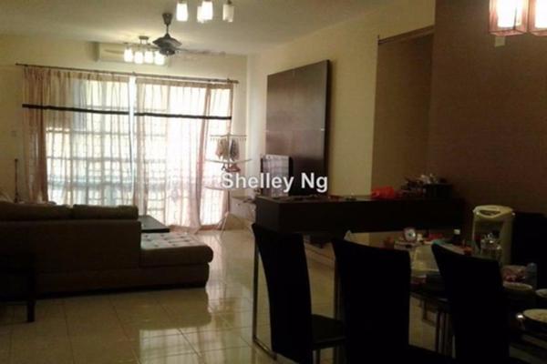 For Sale Condominium at Sterling, Kelana Jaya Leasehold Semi Furnished 3R/2B 720k